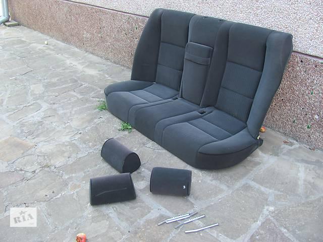 бу Б/у сиденье для седана BMW 5 Series в Тернополе