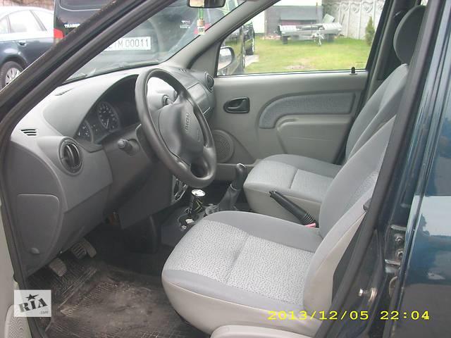продам Б/у сиденье для седана Dacia Logan бу в Львове