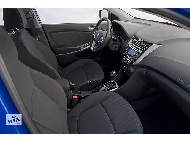 бу Б/у сиденье для седана Hyundai Accent в Киеве