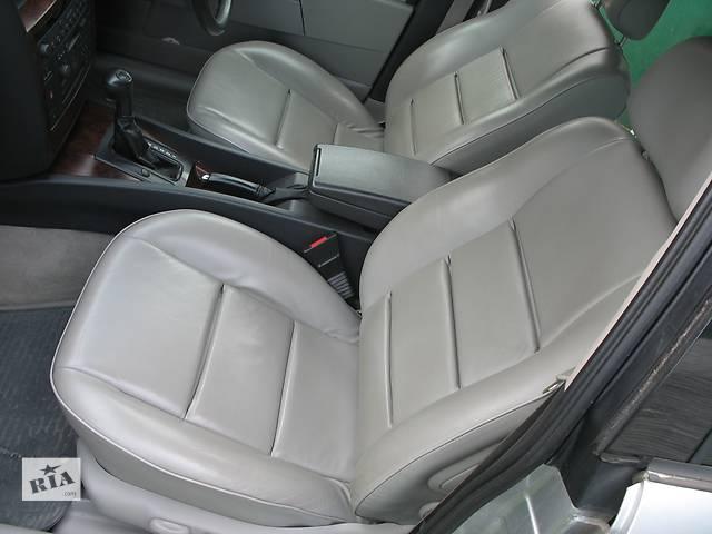 продам Б/у сиденье для седана Opel Omega C бу в Стрые