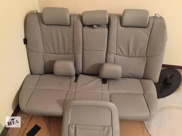 бу Б/у сиденье для седана Toyota Avalon в Запорожье