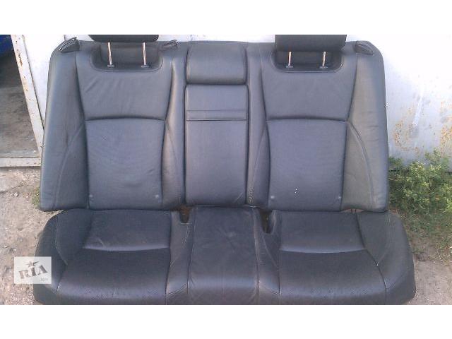 Б/у сиденье для седана Toyota Camry 2007- объявление о продаже  в Киеве