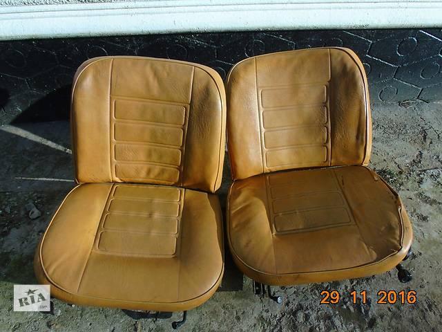 продам Б/у сиденье для седана ВАЗ 2101 бу в Сторожинце