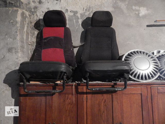 купить бу Б/у сиденье для седана ВАЗ 21099 1997 в Бродах (Львовской обл.)