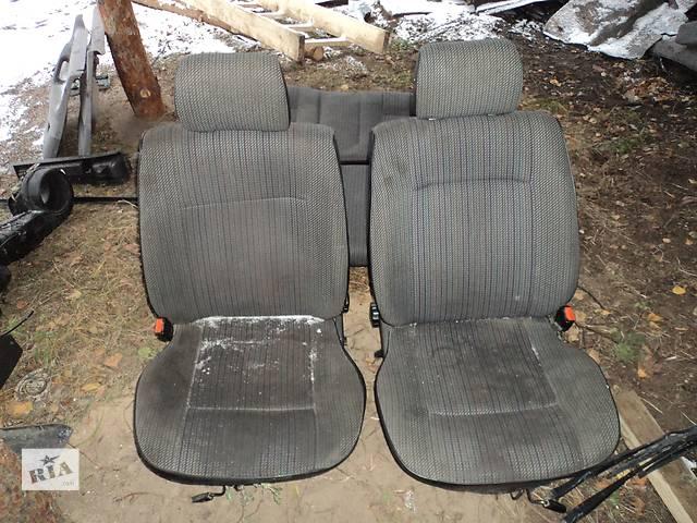 Б/у сиденье для седана Volkswagen Passat B3- объявление о продаже  в Шацке