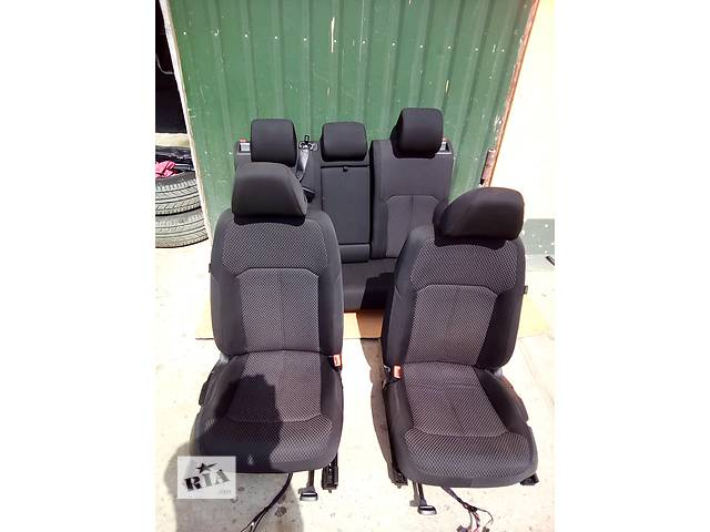 купить бу Б/у сиденье для седана Volkswagen Passat B7 в Луцке
