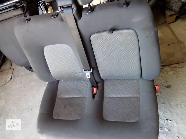 бу Б/у сиденье для универсала Ford Transit Connect в Ивано-Франковске