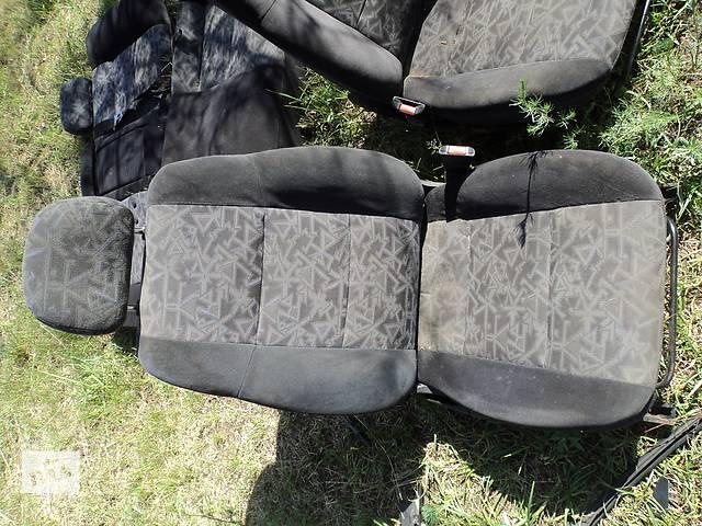 купить бу Б/у сиденье для универсала Opel Vectra B.салон взбри вектра в в Шацке