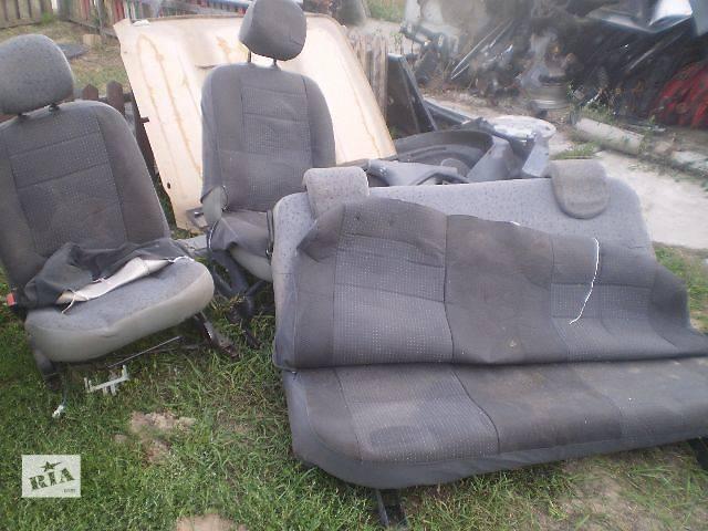 купить бу Б/у сиденье для универсала Renault Kangoo 2005 в Киеве