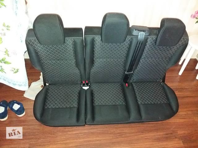 продам Б/у сиденье диван для легкового авто Renault Kangoo КАНГО бу в Херсоне