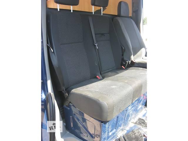 Б/у сиденье  Mercedes Sprinter 2006-.- объявление о продаже  в Ровно