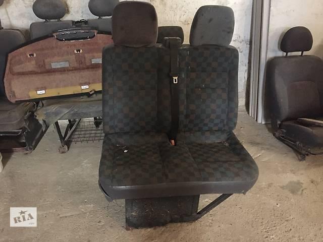 продам Б/у сиденье пассажирское двойное для легкового авто Mercedes Vito W638 бу в Ужгороде