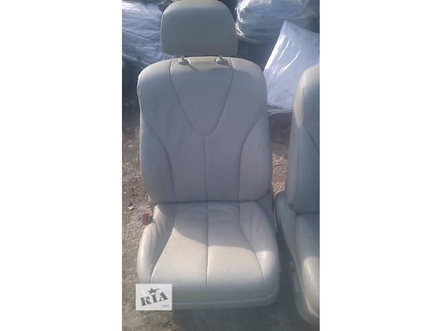 купить бу Б/у сиденье переднее для седана Toyota Camry SV 40 2007г в Киеве
