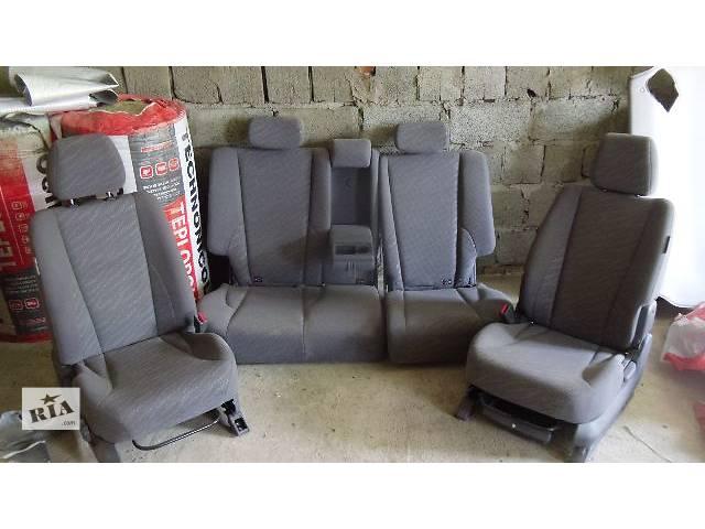 купить бу Б/у сиденье переднее заднее для легкового авто Hyundai Tucson 2010 в Коломые