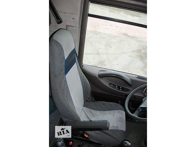 бу Б/у сиденье -пилот вод. пасс. Рено Премиум 440 DXI Euro4 Renault Premium 2007г. в Рожище