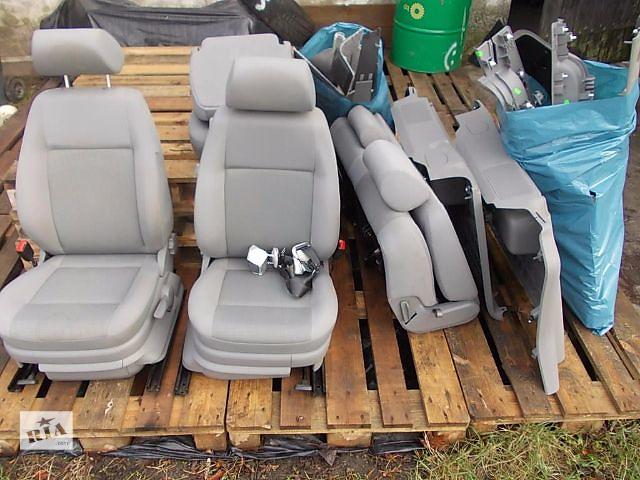 бу Б/у сиденье салон карты салона пол  Volkswagen Caddy 2004-14 в Луцке