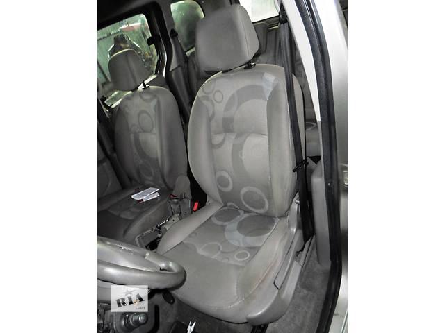 бу Б/у Сиденье Сидіння перед./задн. Renault Kangoo Кенго 1,5 DCI 2008-2012 в Рожище