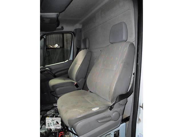 бу Б/у Сиденье Сидіння водія пасажира Volkswagen Crafter Фольксваген Крафтер 2.5 TDI 2006-2010 в Луцке