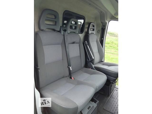 продам Б/у сиденье вод./ пасс. для автобуса Peugeot Boxer (3) Боксер Джампер Дукато с 2006г. бу в Ровно