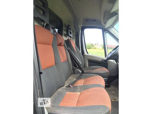 купить бу Б/у сиденье водителя, пасс. для Fiat Ducato Фиат Дукато c 2006- в Ровно