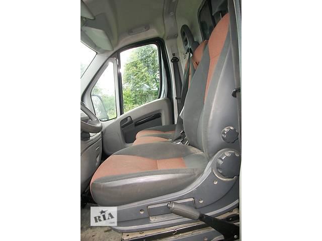 купить бу Б/у сиденье водителя/пасс. ориг. для автобуса Fiat Ducato (3) Дукато с 2006г. в Ровно