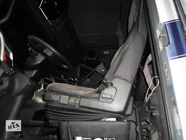 бу Б/у Сиденье водителя Пилот для грузовика Renault Magnum E-TECH Рено Магнум 440 Evro3 в Рожище