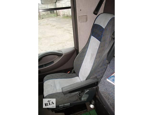 Б/у Сиденье водителя Пилот для грузовика Renault Magnum E-TECH Рено Магнум 440 Evro3- объявление о продаже  в Рожище