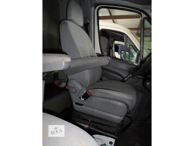 """купить бу Б/у Сиденье водителя """"пилот"""", пасс.. Автобусы Volkswagen Crafter 2,5 TDI Грузовой 2009 в Рожище"""