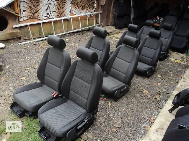 купить бу Б/у сиденье АУДИ А6-С6 = А4-Б6 сидения сиденья рено мерс лт-35 в Старом Самборе