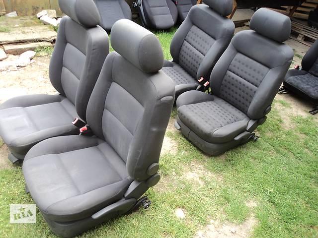 продам Б/у сиденье з легкового авто Volkswagen Passat B5 пассат б5  шкода тур гольф 4 бу в Старом Самборе