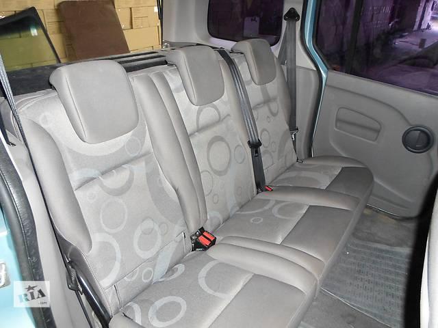 бу Б/у сиденья диван , передние для Renault Kangoo Кенго 1,5 DCI К9К B802, N764 2008-2012 в Луцке