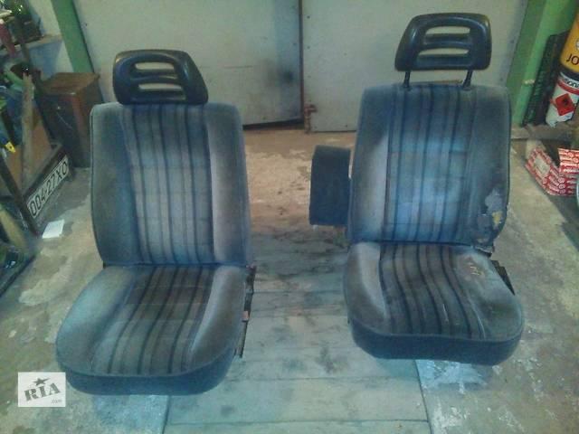 Б/у сиденья FIAT CROMA 154- объявление о продаже  в Херсоне