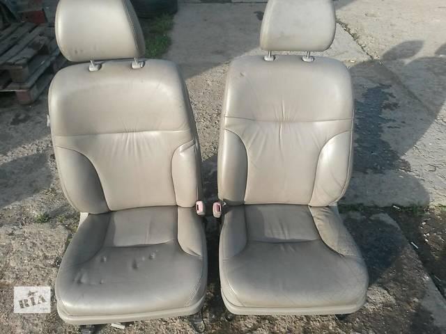 бу Б/у сиденья передние для седана Lexus ES 330 2004, 2005г в Киеве