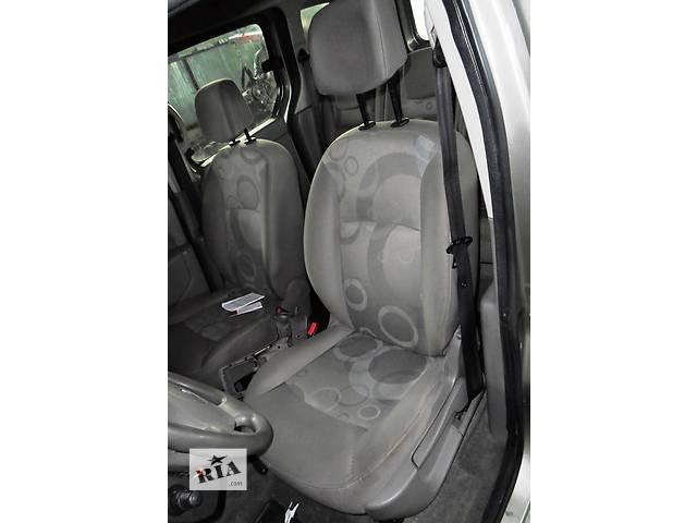 продам Б/у Сиденья передние на Renault Kangoo Рено Кенго 2 Канго 2008-12 бу в Рожище
