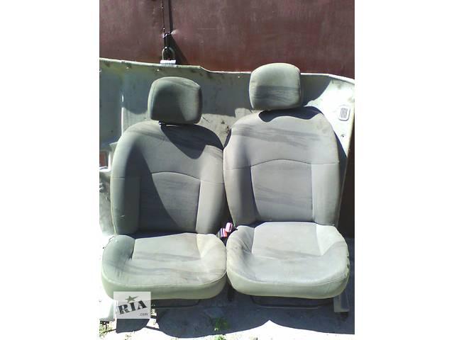 купить бу Б/у сиденья передние (с AirBag'ами) Renault Kangoo в Броварах