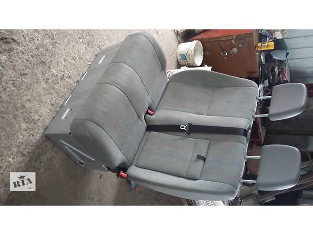 продам Б/у Сидіння 2-ка Сидушка Mercedes Sprinter906 Крафтер 06-12 бу в Луцке