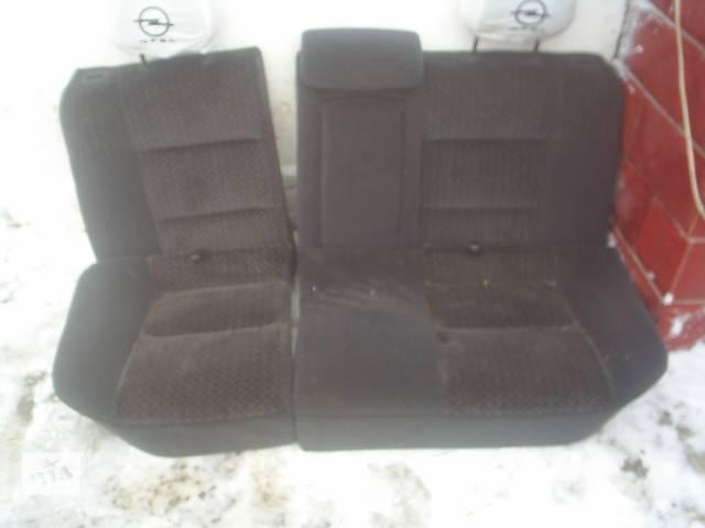 продам Б/у сидіння для легкового авто Opel Vectra B бу в Червонограде