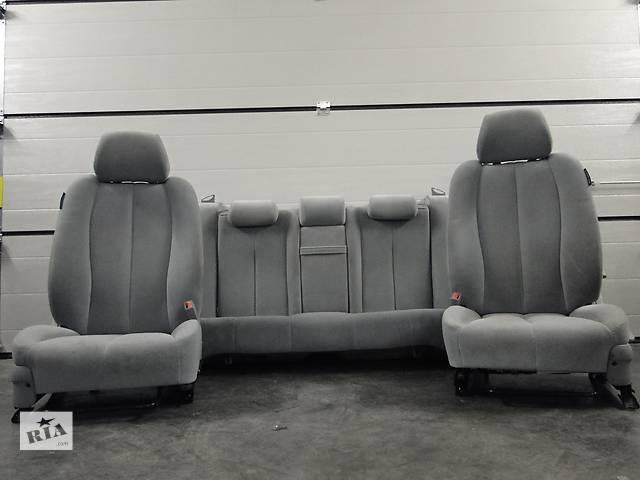 Б/у сидіння  для легкового авто Hyundai Sonata 2005-2009р.- объявление о продаже  в Львове