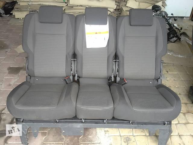 Б/у сидіння для легкового авто Volkswagen Caddy berlingo doblo conect - объявление о продаже  в Львове