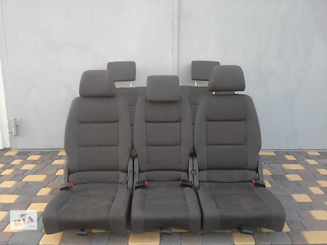 купить бу Б/у сидіння для легкового авто Volkswagen Caddy в Львове