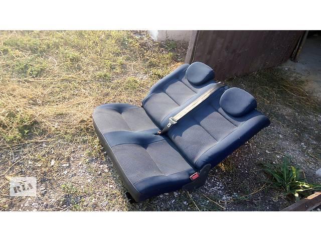 бу Б/у сидіння  для минивена Peugeot Partner в Тернополе