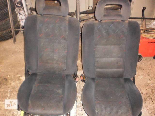 Б/у сидения для универсала Opel Omega B- объявление о продаже  в Новом Роздоле