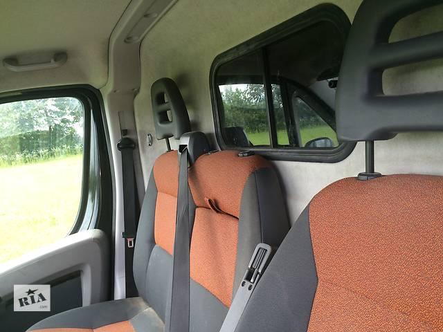 продам Б/у сидіння вод./пасс. для автобуса Пежо Боксер Peugeot Boxer (250) с  2006- бу в Ровно
