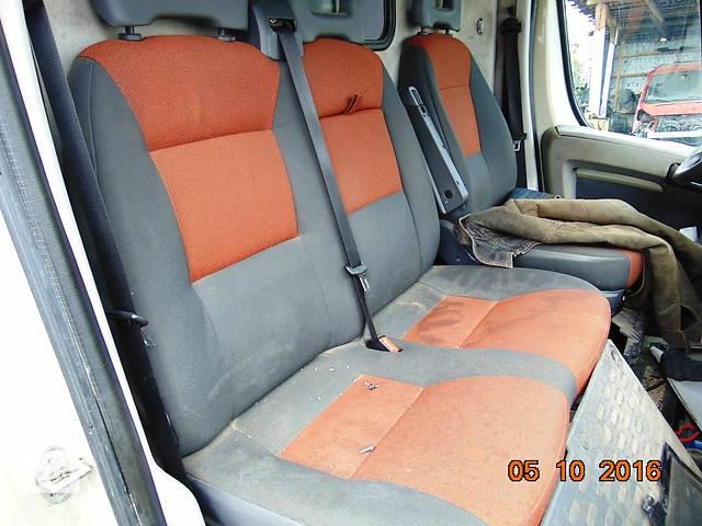 купить бу Б/у сидіння вод./пасс. для автобуса Пежо Боксер Peugeot Boxer (250) с 2006- в Ровно