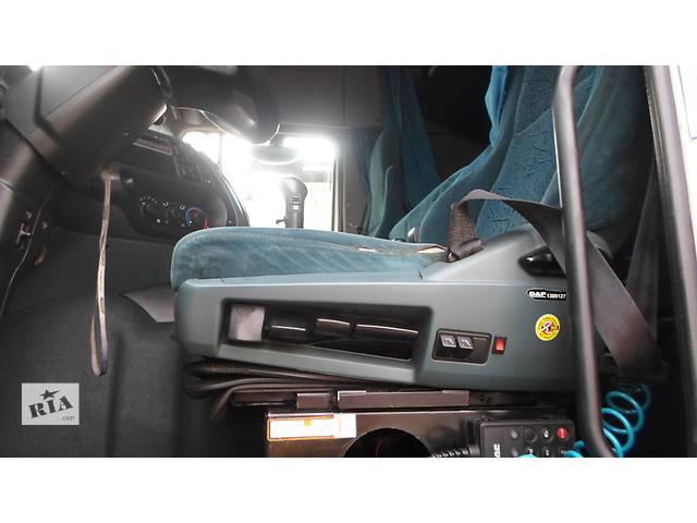 Б/у Сидіння водія Сиденье Пилот ДАФ DAF XF95 380 Евро3 2003г- объявление о продаже  в Рожище