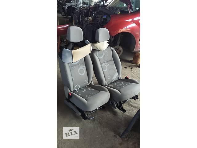 бу Б/у Сидіння водія сиденья для Renault Kangoo Кенго 1,5 DCI К9К 2008-2012 в Луцке