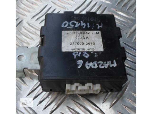 бу Б/у сигнализация для легкового авто Mazda 6 в Хмельницком