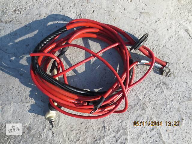 Б/у  силовой кабель bmw 525  2000г. е39.- объявление о продаже  в Киеве