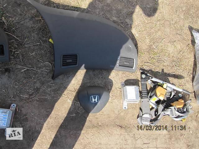 купить бу Б/у система безопасности комплект для легкового авто Honda Civic в Ровно