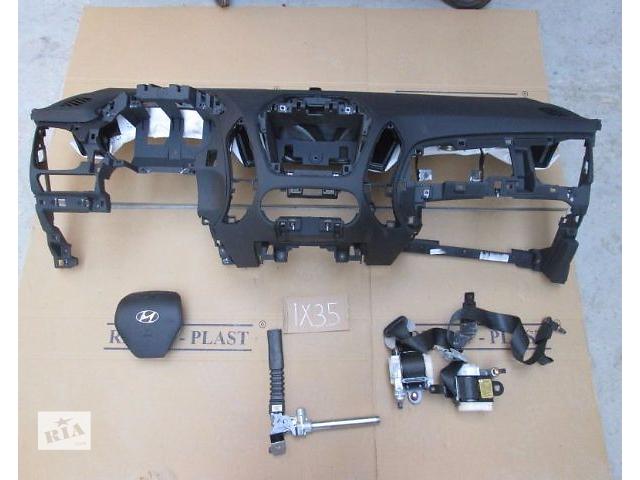 продам Б/у система безопасности комплект для легкового авто Hyundai IX35 бу в Луцке